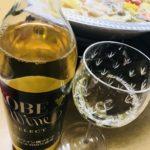今日もカニ💕 神戸ワイン