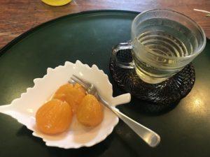 金柑の甘煮