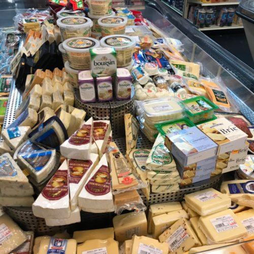 New Yorkのスーパーマーケット