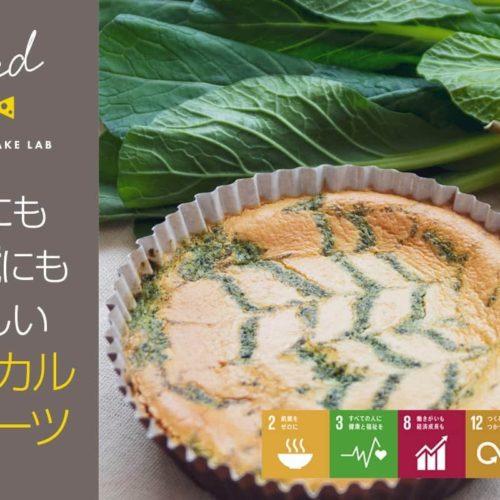 エシカルチーズケーキ★